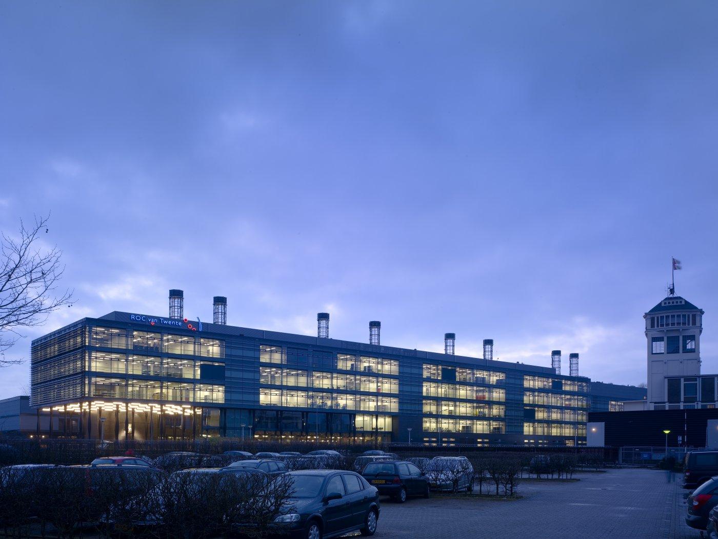 totale gebouw