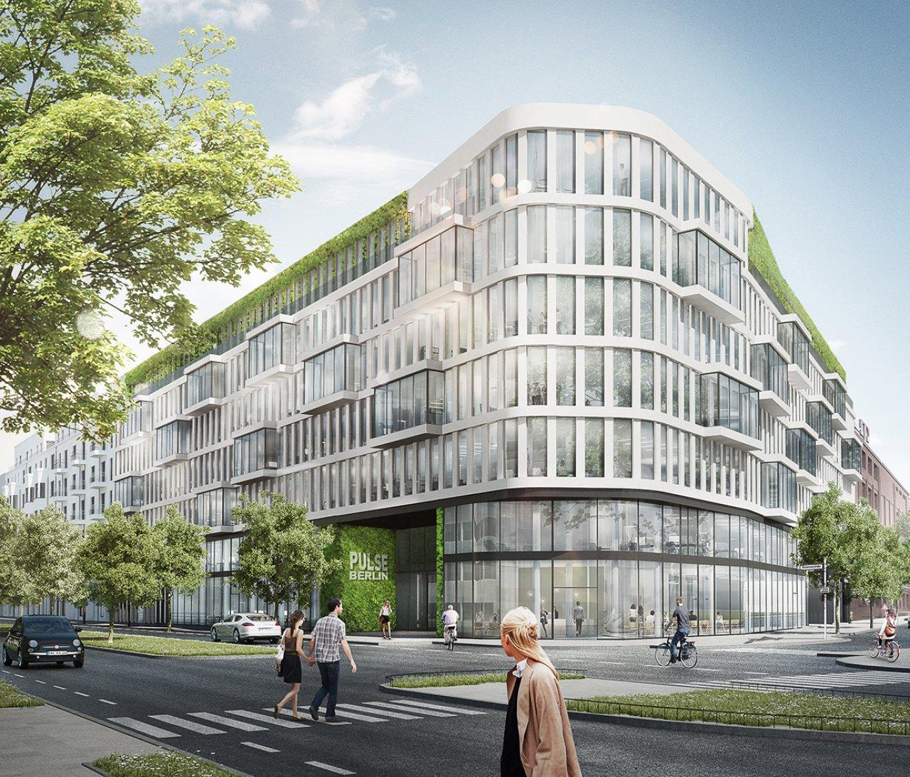 cradle to cradle office in the heart of berlin iaa architecten. Black Bedroom Furniture Sets. Home Design Ideas