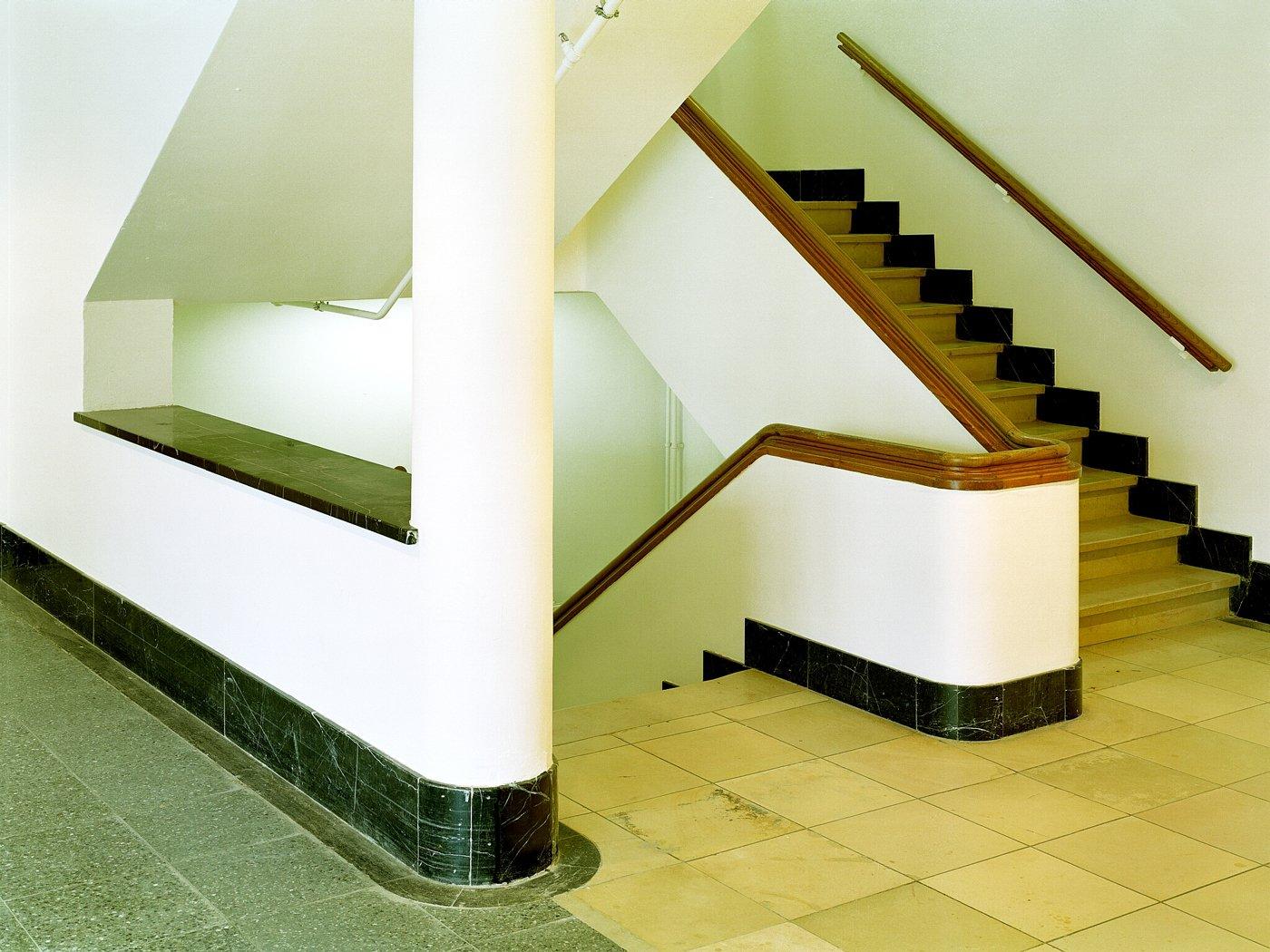 monumentaal trappenhuis