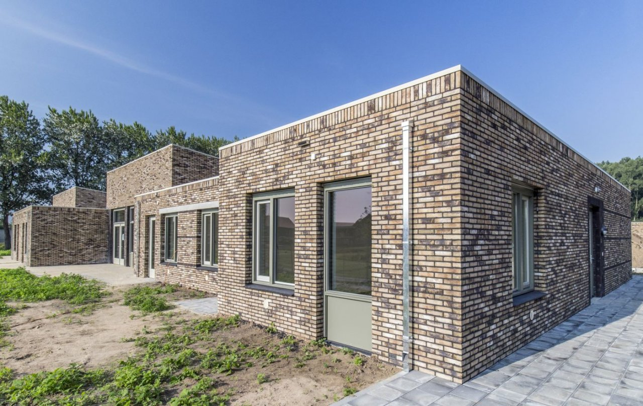 Offici le opening nieuwbouw boldershof vic ic workhomes in for Dat architecten