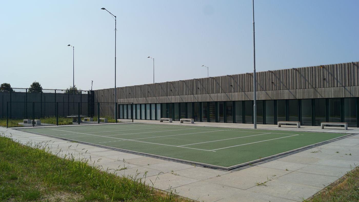 PBC sportveld