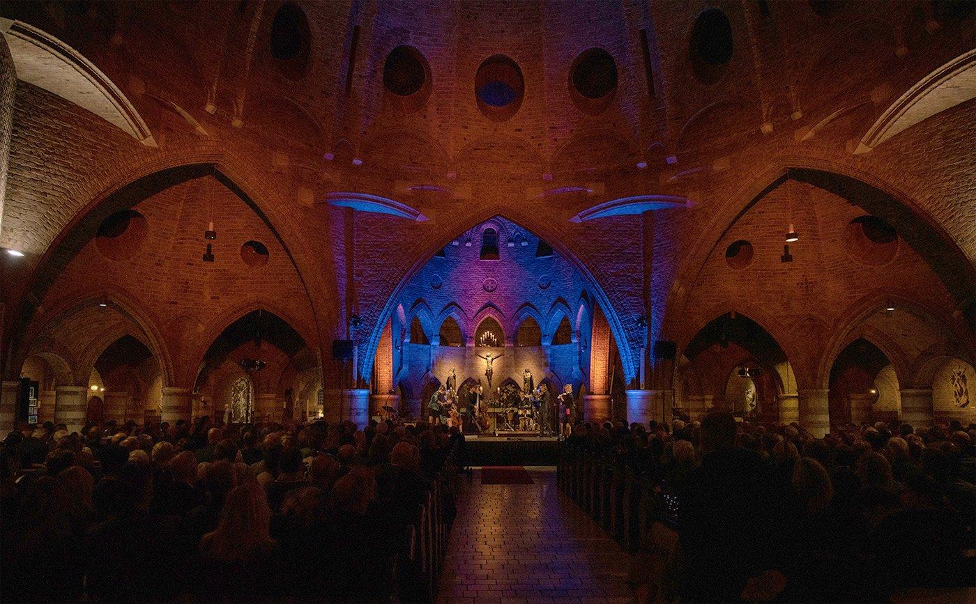 muziek in Jacobuskerk 1