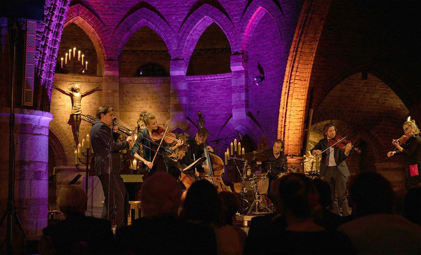 muziek in Jacobuskerk 2