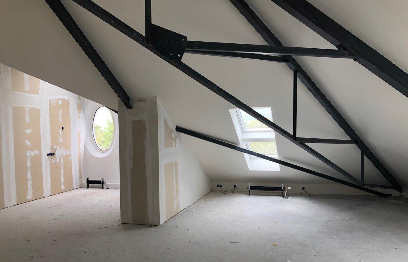 interieur van loft