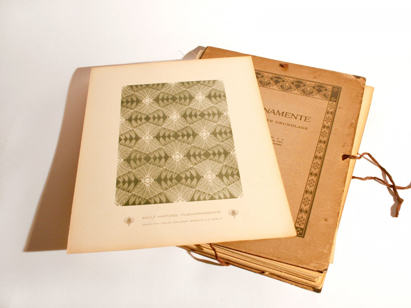 boek textiel